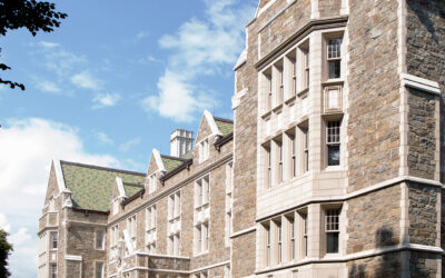 Boston College – St. Mary's Hall