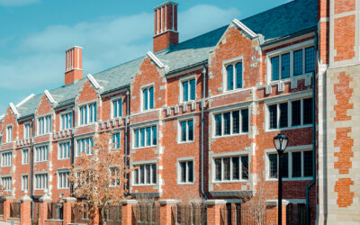 Yale University Benjamin Franklin and Pauli Murray Colleges